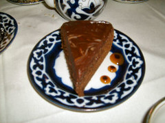 Chocolate Cake from Chaihanna