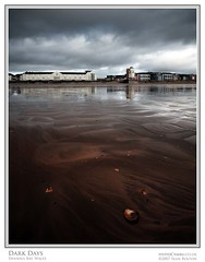 Dark Days (Sean Bolton (no longer active)) Tags: beach wet rain swansea wales coast cymru coastal watery abertawe dapa seanbolton mywinners dapagroup ffotocymrucouk