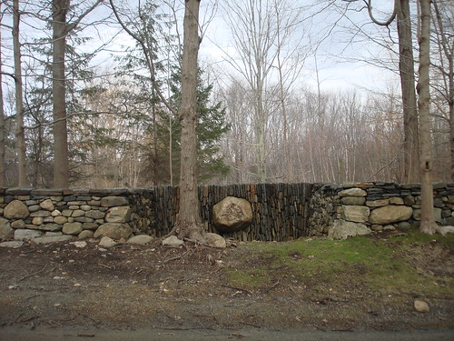 andy goldsworthy, Bedford, NY
