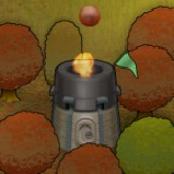 PixelJunk Monsters - Mortar Tower