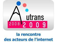 Logo Autrans2008