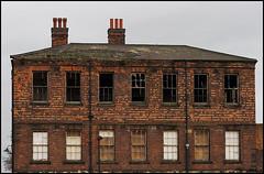 nottingham (vcrimson) Tags: nottingham uk england abandoned factory empty grunge ruin derelict