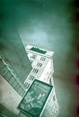 Nik | Domestos (Tomasz Zdaniak) Tags: camera 35mm toy xpro cross lofi bleach plastic agfa hid processed xtol duoscan domestos wybielacz c41wczarnobialejchemii c41inbwprocess