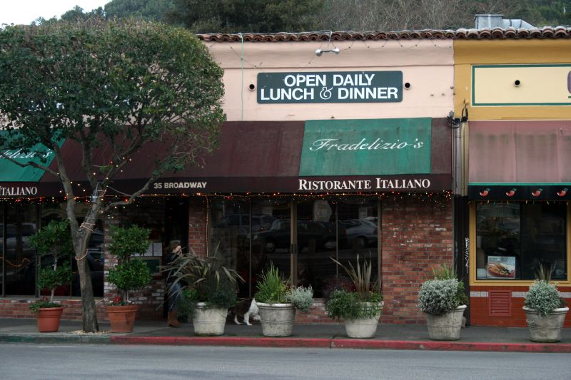 Italian Restaurants In Larkspur California