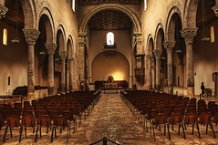 inside otranto cathedral [apulia, italy]