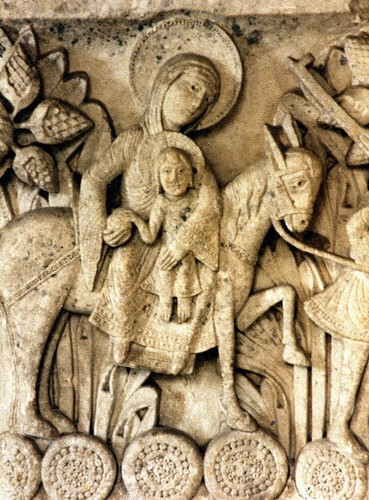 Autun: Flight into Egypt
