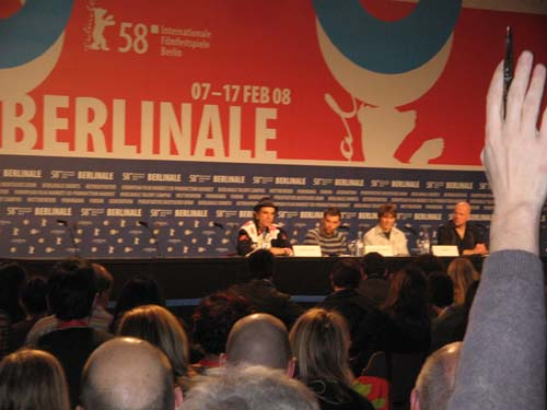 Berlinale 2do dia