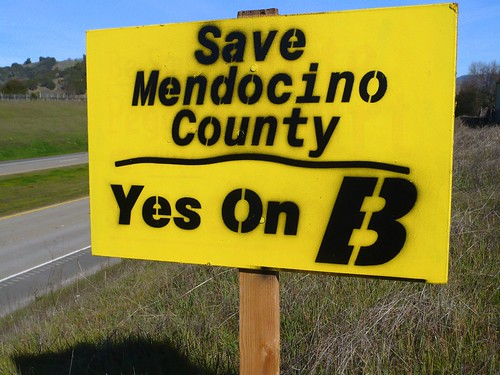Yes on Mendocino County Measure B