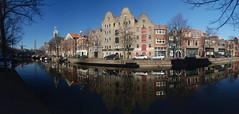Lange Haven (Hans Kool) Tags: blue panorama interesting nikon elite excellent mostinteresting schiedam mostexcellent flickrelite