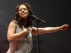 alicia keys concert pictures 4