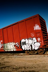 Hour / Rime / Fubar (All Seeing) Tags: art graffiti trains tags pg hour pigs msk rime sfgraffiti fubar graffitiart freights paintedtrains railart sanfranciscograffiti whistleblower monikers pigscrew lagraffiti losangelesgraffiti kcw freightgraffiti boxcarart bayareagraffiti sacramentograffiti