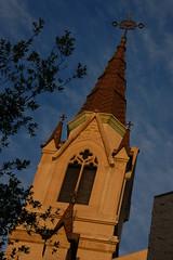 Maundy Thursday (33) (Chris Gent) Tags: orlando cross cathedral florida steeple anglican episcopal lent holyweek maundythursday thecathedralchurchofstluke