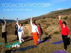 YOGA STUDIO valdecabras semana santa 2008