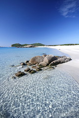 I am an island (LucaPicciau) Tags: sardegna sea italy beauty relax island holidays mare sardinia villasimius south sunny lp transparent sole rocce sud shoal ichnusa sarrabus lupi lupi75 timiama picciau lucapicciau bassofondo