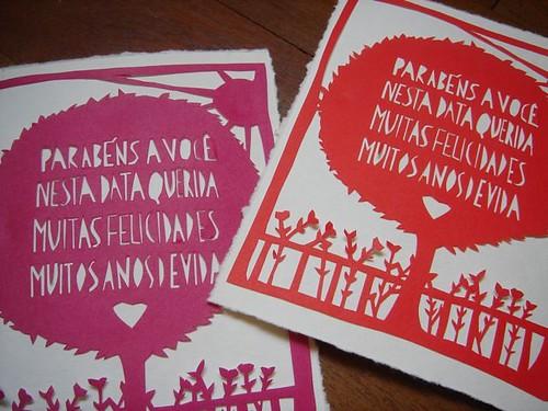 Happy birthday Parab ns Ana Isabel Ramos – Portuguese Birthday Cards