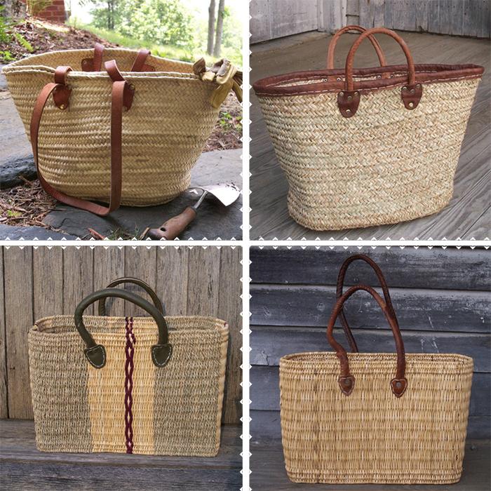 Baskets As Storage