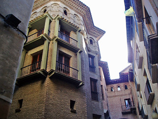 Barbastro. Calle Argensola