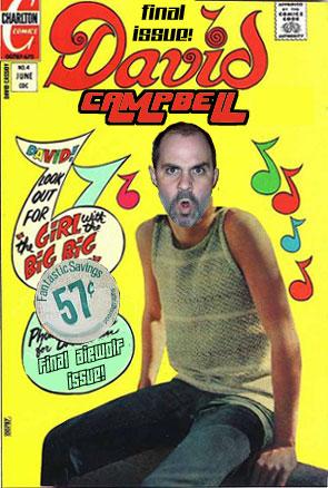 Dave Campbell Comics