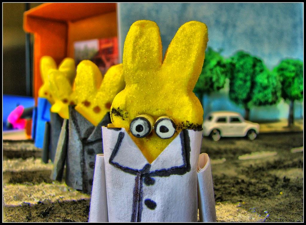 Peeps Abbey Road