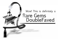 Rare Gems Double Faved