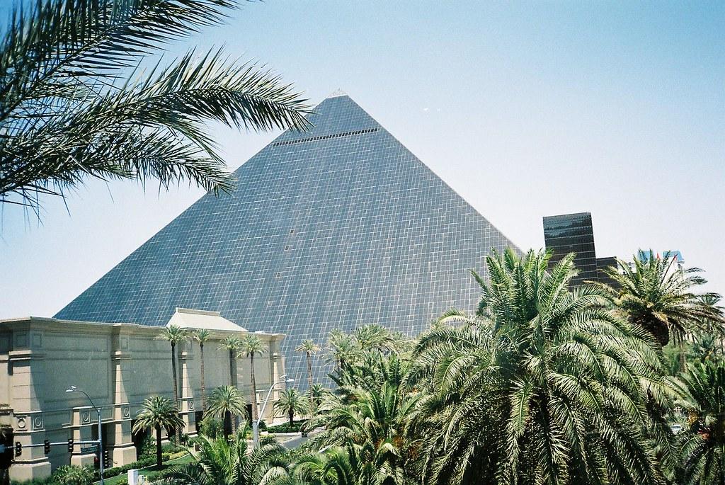 The Luxor Las Vegas Resort Hotel