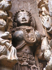 Hoysala Beauty (^.__.^) Tags: sculpture india temple karnataka deva hoysala theindiatree