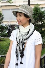 chapeau H&M homme