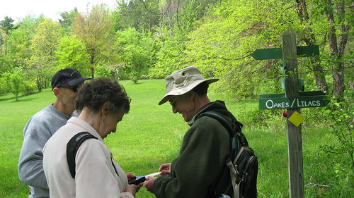 Finding the last cache.