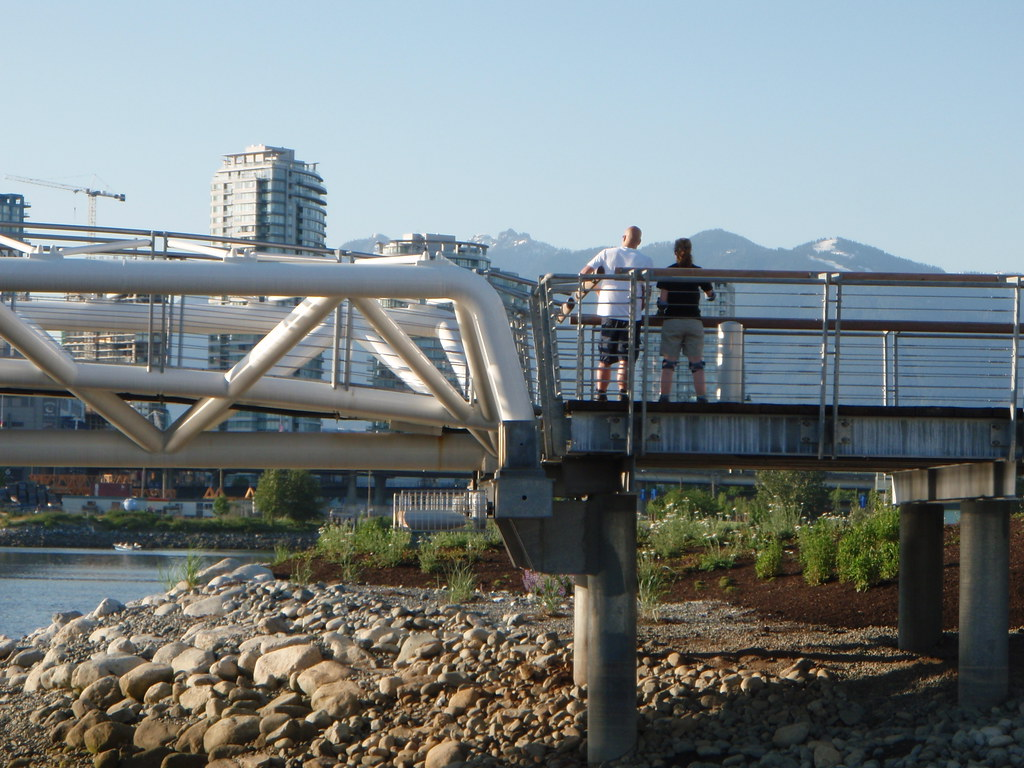 Vancouver Leed Platinum Olympic Village Se False Creek