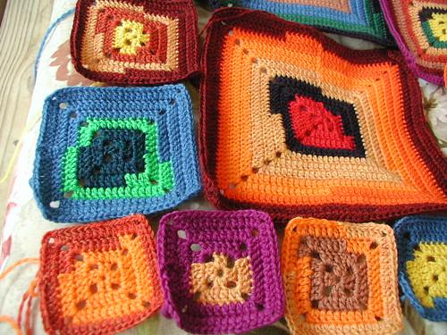 More Squares for Sebrina