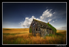 Still Standing (James Neeley) Tags: barn landscape nikon searchthebest idaho shack hdr swanvalley d300 5xp vision1000 visiongroup jamesneeley vision100