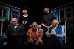Domiciliu instabil (Centrul National al Dansului) Tags: performance history home spectacol social politic teatru