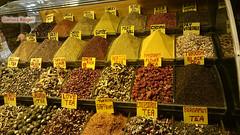Baharatlar (gmaugeri1992) Tags: spezie spices baharatlar istanbul cibo food bazar mercato sony colori turkish türk turchia culture diversità tesoro esperienze salute health photo city town fair market