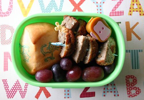 Preschool Bento #181: May 19, 2009