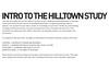 TUSCAN HILLTOWNS