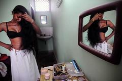 God's Brothel Brides 2 (Leonid Plotkin) Tags: india asia transgender transvestite crossdresser tamilnadu transsexual mela hijra villupuram aravani aravan koovagam