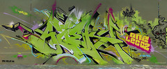 Ici c'est Paris! (AZEK one) Tags: wild urban paris france art colors wall writing painting graffiti paint couleurs tag bad murals style az tags peinture hiphop lec cz 20 graff toulouse aerosol burner rue fr pyrenees burners spraycan ratp pyrnes dsk ter odv 2011 lcf eme coloms 20eme me asek azek lecrew kingsofgraff azekone azeker