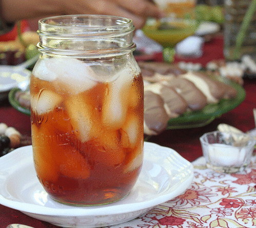 eat-pray-love-tea-party-ice-tea-in-mason-jar-sugar-bowl