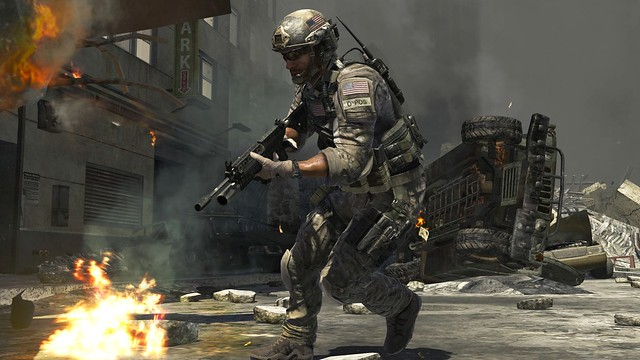 Modern Warfare 3 - US Armed Forces