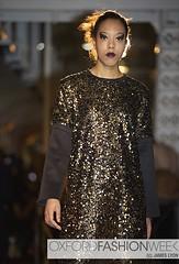 Oxford Fashion Week 2014 - Couture Show, Malmaison, Oxford 09-03-14