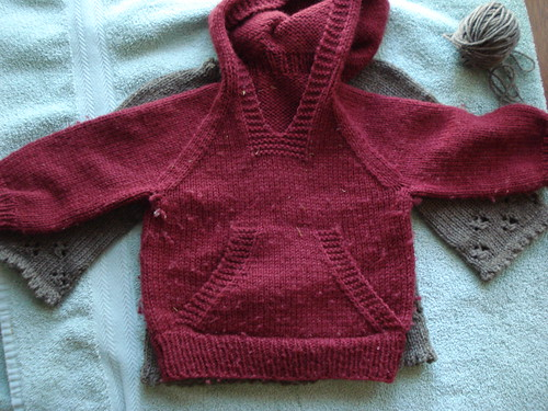 Knitting Pattern For Wallaby Sweater : Wallaby Revisited zigzag stitch