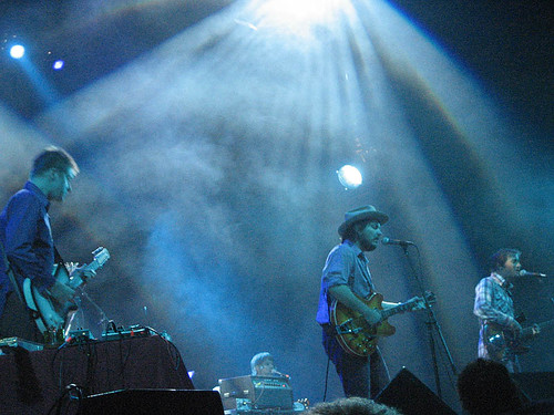 Wilco, Northrop Auditorium, Oct. 10, 2007