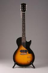 Vintage 1955 Gibson Les Paul Junior Sunburst (vintageguitarz) Tags: 1955 les vintage paul guitar junior sunburst gibson vintageguitarz