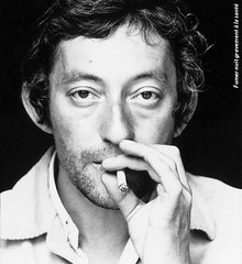 Serge Gainsbourg, person capture