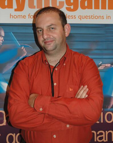 Sportsjournalist Driton Latifi
