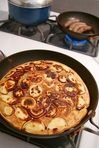 Autumn Harvest Pancake