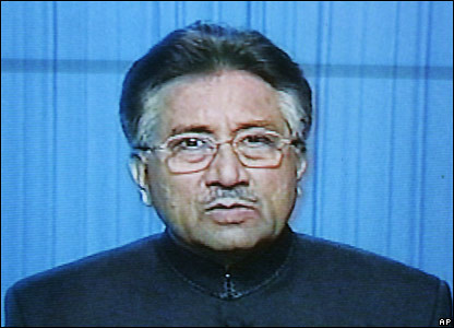 Mr.Musharraf's emergency address to the nation