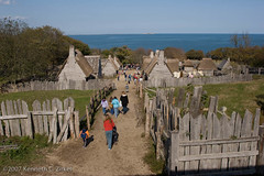 Plimouth Plantation by LeKriz