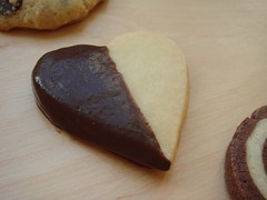8 O'Clock: Shortbread Heart