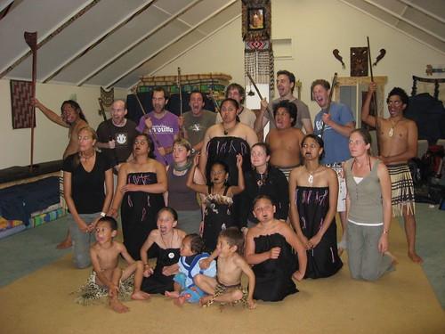 Maori Culture Show/Stop (haka video to be uploaded soon)